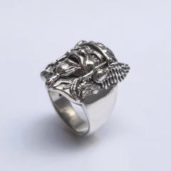 Anel Thor Prata 950